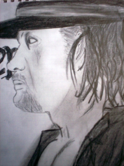 The Undertaker by lita